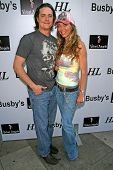 Jeremy London and Melissa Cunningham  at