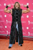 Don 'Hollywood' Yates  arriving at The 43rd Annual Academy Of Country Music Awards. MGM Grand Hotel
