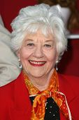 Charlotte Rae  at the