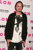 Aaron Paul  at the Nylon Magazine and Myspace Party. Private Location, Los Angeles, CA. 06-03-08