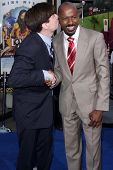 Mike Myers and Romany Malco  at the Los Angeles Premiere of