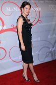Sasha Alexander  at the 2008 Crystal And Lucy Awards Gala. Beverly Hilton Hotel, Beverly HIlls, CA.