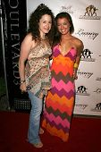 Vivian Eisenstadt and Parvati Shallow  at