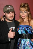 Adam Rifkin and Lorielle New  at the Preview Screening of