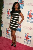 Teairra Mari  at the VH1 Rock Honors Party. Intermix Boutique, Los Angeles, CA. 07-11-08