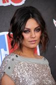 Mila Kunis  at the 2008 VH1 Rock Honors The Who. Pauley Pavilion, UCLA, Westwood, CA. 07-12-08