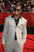 Vernon Davis  at the 2008 ESPY Awards. Nokia Theatre, Los Angeles, CA. 07-16-08