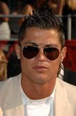 Cristiano Ronaldo  at the 2008 ESPY Awards. Nokia Theatre, Los Angeles, CA. 07-16-08