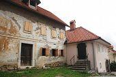 Historic Buildings In Skofja Loka