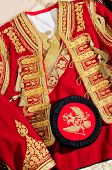 stock photo of national costume  - National costume of Montenegro - JPG