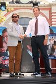 Zach Galifianakis, Will Ferrell at