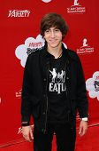 Vincent Martella at the 'Power Of Youth' event benefitting St. Jude. L.A. Live, Los Angele, CA. 10-04-08 at the