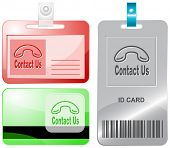 Contact us. Raster id cards.