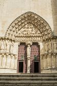 Burgos Cathedral, Sarmental Entrance, Spain