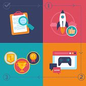 Vector Gamification Process