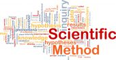 Scientific Method Background Concept