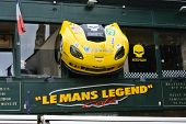 LE MANS,FRANCE,JULY 8: .(Sarthe, Pays de la Loire, France) -Le Man Legend Cafe. July  8,2014 in Le M