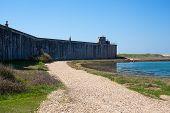 Hurst Castle Keyhaven Near Milford-on-sea