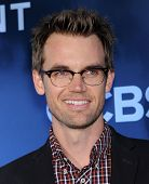 LOS ANGELES - JUN 06:  Tyler Hilton arrives to the 'Extant' Premiere Party  on June 06, 2014 in Los