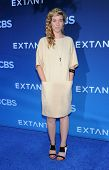 LOS ANGELES - JUN 06:  Tessa Ferrer arrives to the 'Extant' Premiere Party  on June 06, 2014 in Los