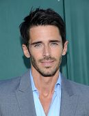 LOS ANGELES - JUL 08:  Brandon Beemer arrives to the Hallmark's
