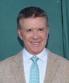 LOS ANGELES - JUL 08:  Alan Thicke arrives to the Hallmark's