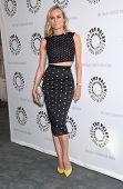 LOS ANGELES - JUN 24:  Diane Kruger arrives to the The Bridge