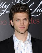 LOS ANGELES - MAY 31:  Keegan Allen arrives to the
