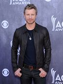 LOS ANGELES - APR 06:  Dierks Bentley arrives to the 49th Annual Academy of Country Music Awards   o
