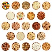 picture of ground nut  - Collection of nuts - JPG