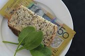 Australian Dollar Sandwich