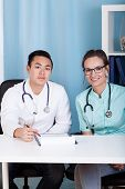 Multi-ethnic Doctors