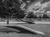 Pentagon Memorial, Washington DC