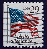 I pledge allegiance stamp