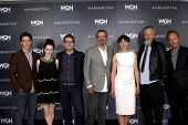 LOS ANGELES - JUL 9:  Manhattan  at the WGN Series Manhattan Photo Op July 2014 TCA at the Beverly H