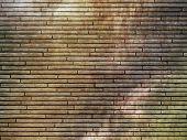 Grunge Bricks Wall Background.