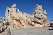 Medieval castle of Zuheros