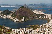 Rio de Janeiro Scenic Landscape