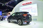 Nonthaburi - December 1: New Honda Hrv Car Display At Thailand International Motor Expo On December