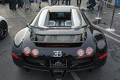 Bugatti Veyron On Display