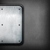 metal template