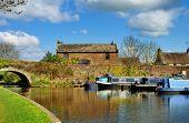 Lancaster canal, Galgate