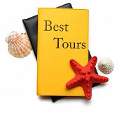 Seastar And Seashells On Best Tours Brochure