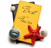 Seashells On Best Tour Brochure