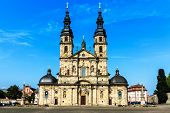 Cathedral in Fulda, Germany