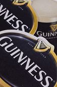 Beermats From Guinness Beer