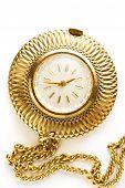 Pocket Golden Watch