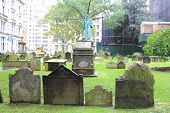 Old Gothic Cemetery