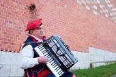 Poland Street Musician