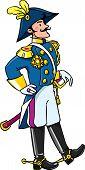 Handsome General Or Officer